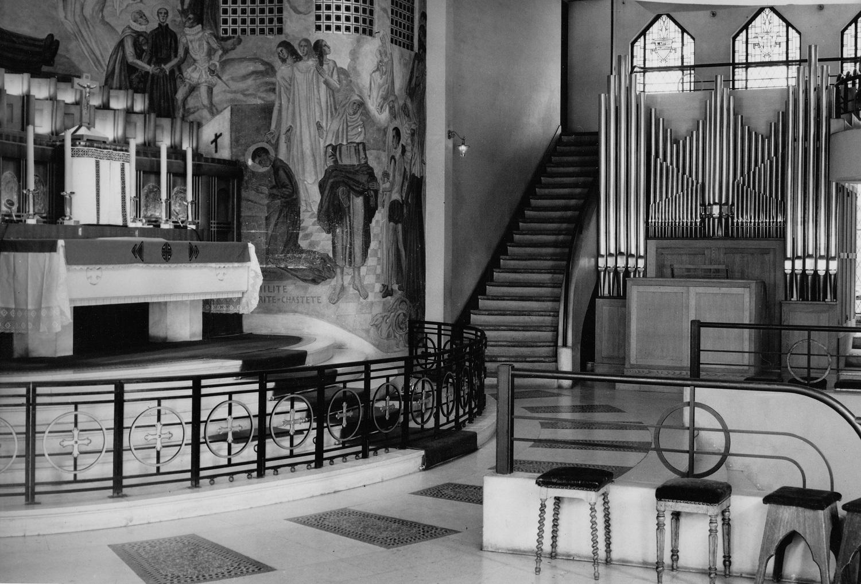 Chapelle-autel